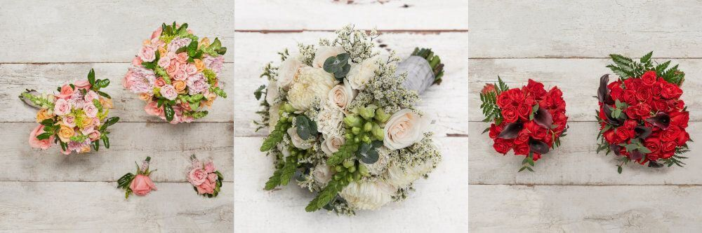 Prearranged Wedding Flowers