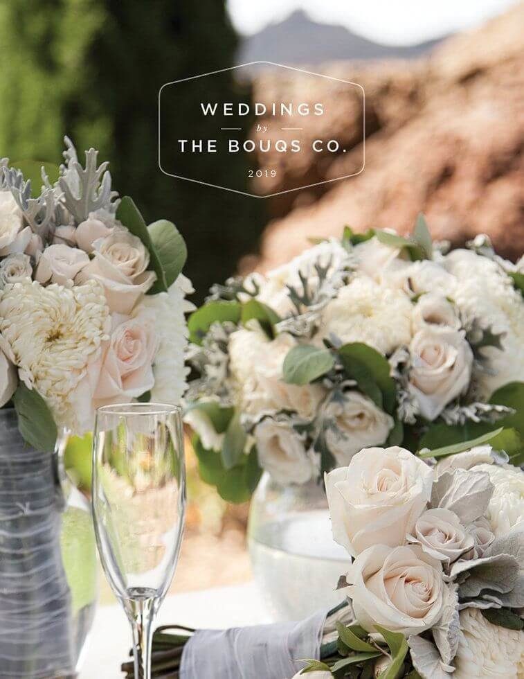 White Rose Wedding Flower Centerpieces